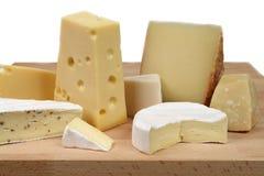 Panneau de fromage photo stock