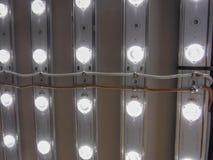 Panneau de lumière de LED pour l'usage industriel, fin  photo stock