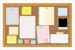 Panneau de mémoire Image stock