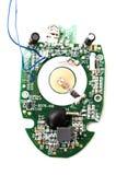 Panneau de microcontrôleur Images libres de droits