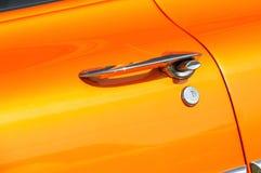 Panneau de porte de véhicule Photographie stock libre de droits