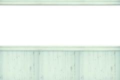 Panneau de publicité blanc Photos stock