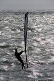 Panneau de voile. Image stock