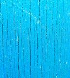 Panneau en bois bleu de fond abstrait Photographie stock
