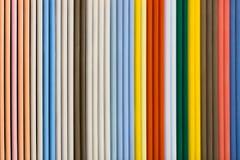 Panneau en bois coloré d'oeillère Photo stock