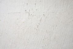 Panneau en bois de vieille peinture blanche Image libre de droits