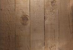 Panneau en bois rustique abstrait, texture Images stock