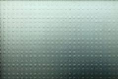 Panneau en verre texturisé et repéré Photographie stock libre de droits