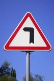 Panneau indicateur Images libres de droits