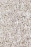 Panneau orienté vertical de brin Carton gris peint par blanc Image libre de droits