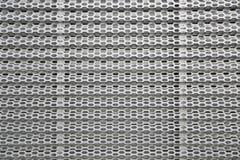Panneau perforé en métal Image stock