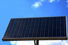 Panneau photovoltaïque Photographie stock
