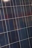 Panneau photovoltaïque Images libres de droits
