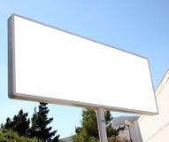 Panneau-réclame images libres de droits