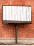 Panneau-réclame photographie stock