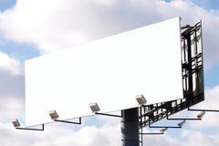 panneau-réclame de fond Photos libres de droits