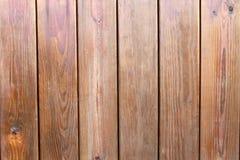 Panneau six en bois vertical pour le fond Photos stock