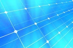 Panneau solaire Photographie stock