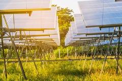 Panneau solaire Image stock