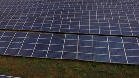 Panneau solaire banque de vidéos