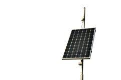 Panneau solaire photovoltaïque Photos libres de droits