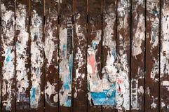 Panneau vide de publicbulletin Photos libres de droits