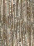 Panneautage en bois de vintage mince photographie stock