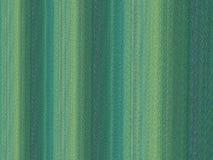 Panneaux au loin barrés de jaune de vert bleu Image libre de droits