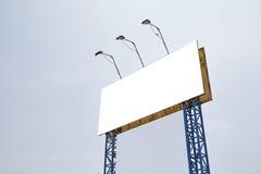 Panneaux d'affichage vides contre Photo libre de droits