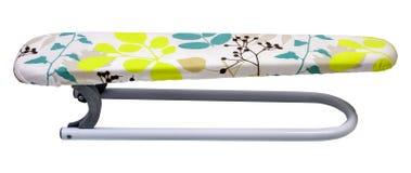Panneaux de douille d'accoudoir de planche à repasser Sur le blanc Png disponible Photographie stock libre de droits