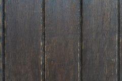 Panneaux de porte de noir de cru - texture/fond de haute qualité photos stock