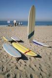 Panneaux de vague déferlante Photographie stock