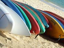 Panneaux de vague déferlante Photo stock