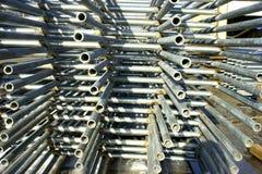 Panneaux en acier image libre de droits