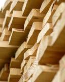 Panneaux en bois 2 Images libres de droits