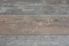 Panneaux en bois d'une barrière Photographie stock libre de droits