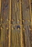 Panneaux en bois de Brown Texture en bois Photos libres de droits