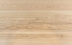 Panneaux en bois de cendre américaine avec le beau modèle Images libres de droits