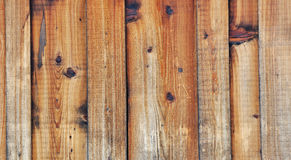 Panneaux en bois de panneau Photos stock