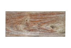 Panneaux en bois de signe d'isolement sur le blanc image libre de droits
