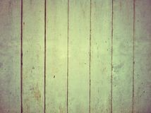 Panneaux en bois de vintage Photographie stock