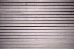Panneaux en bois en gros plan Photographie stock libre de droits