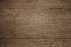 Panneaux en bois grunges Photos libres de droits