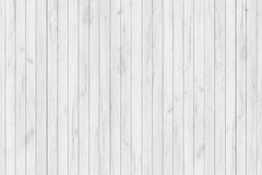 Panneaux en bois grunges lavés par blanc Fond de planches Vieux plancher en bois lavé de vintage de mur photos stock