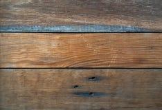 Panneaux en bois grunges utilisés comme fond Photo libre de droits
