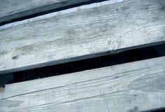 Panneaux gris Photographie stock