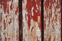 Panneaux rouges Photo stock