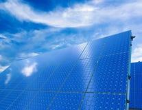 Panneaux solaires illustration de vecteur