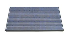 Panneaux solaires photovoltaïques d'isolement image libre de droits
