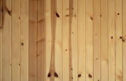 Panneaux verticaux de pin inextricable photos libres de droits
